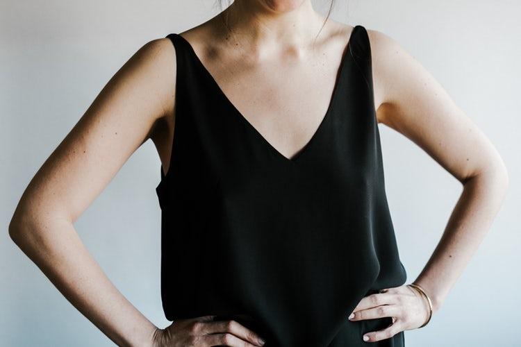 How to Revamp Black Ensembles When You Have Nothing to Wear